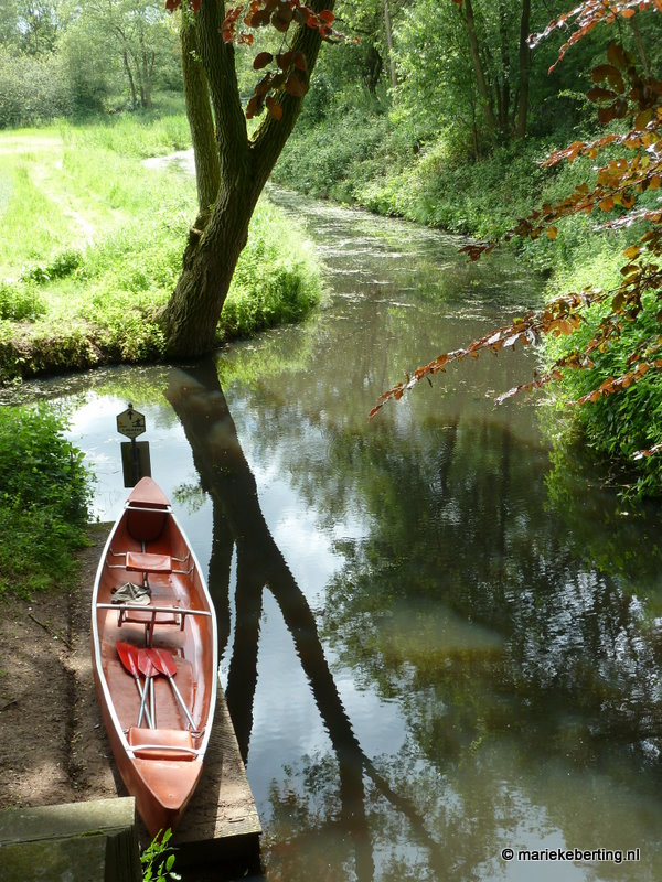 kano /kajak bij Leusden