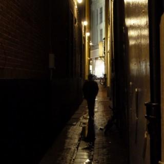 Sniper Alley Amsterdam
